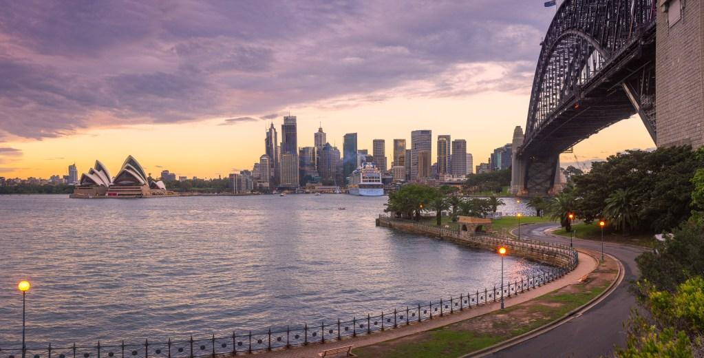 Waking up Sydney
