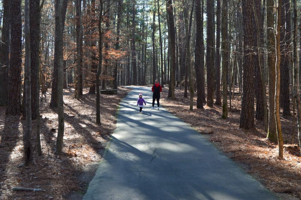 Umstead day hike