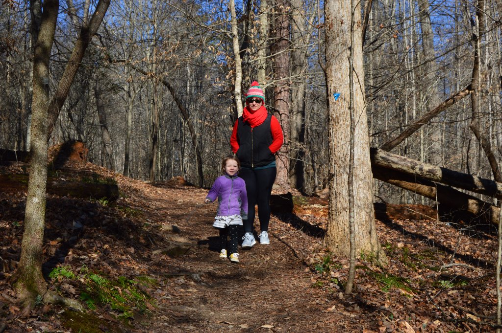 Umstead day hike