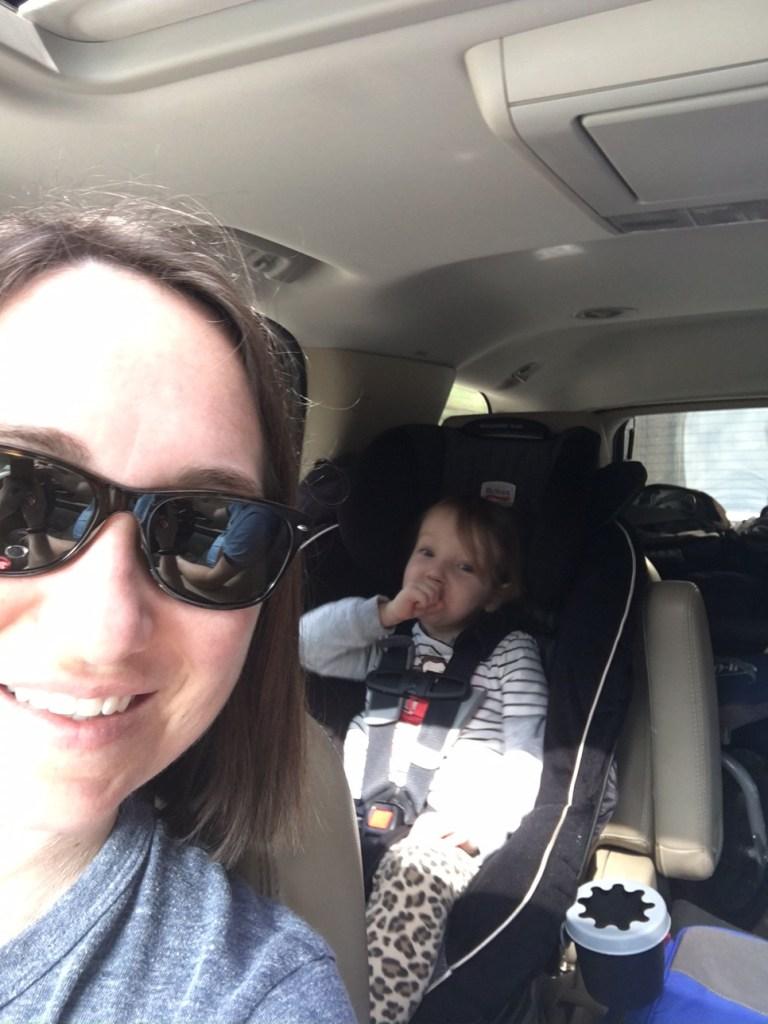 RV trip across America Family
