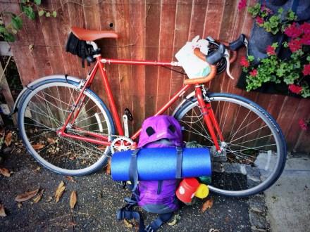 bike with kit