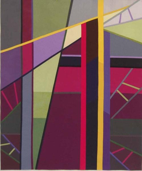 Stitched: Embracing the Quilt as Fine Art. Ellen Lindner, AdventureQuilter.com/blog