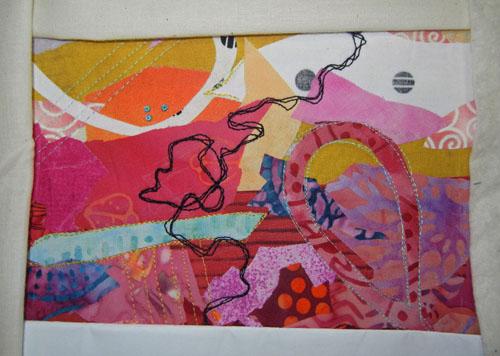 A LITTLE fun. Ellen Lindner, AdventureQuilter.com/blog