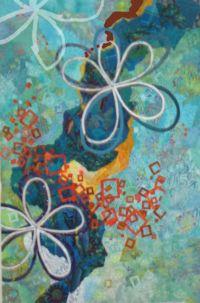 Resizing, Redesigning. Ellen Lindner, AdventureQuilter.com/blog
