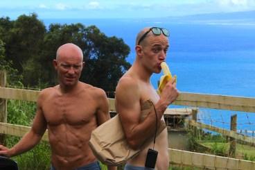 Frische Bananen...