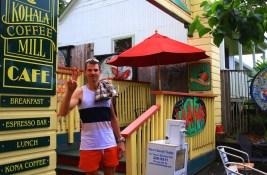 Thomas in Hawi
