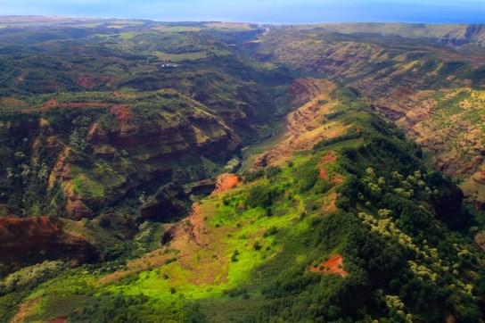 Olokele Canyon