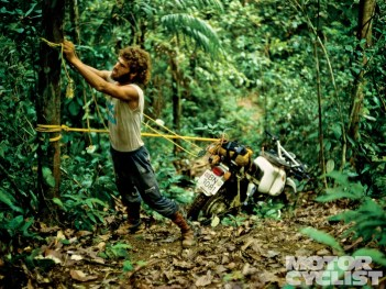 Helge Pedersen: Cruzando el Tapón de Darien