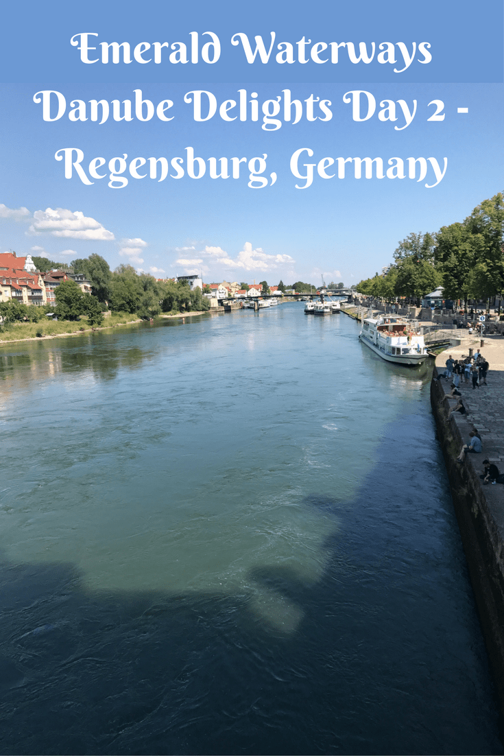 Emerald Waterways Danube Delights Day Two - Regensburg, Germany