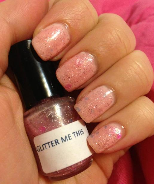 Glitter Me This – Pink