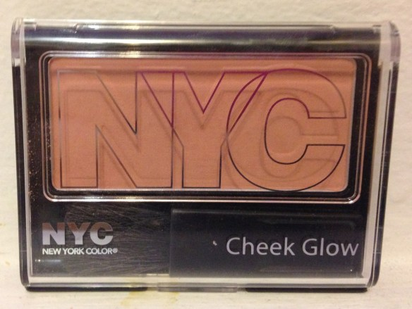 NYC Cheek Glow – Riverside Rose