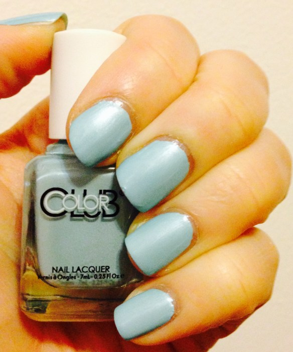 Color Club – Aquamarine Azulino