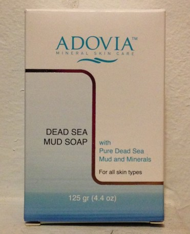 Adovia Natural Dead Sea Mud Soap