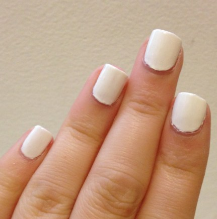 Save or Splurge | White Nail Polish