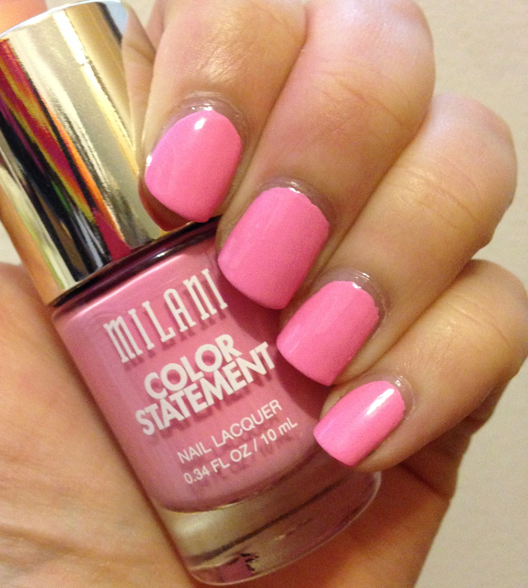 Milani Color Statement Nail Lacquer | Favorites & Final Thoughts ...