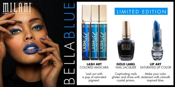 Milani Bella Blue Collection