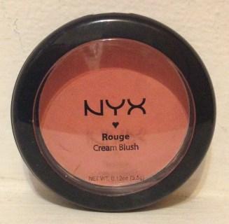 NYX Cream Blush in Natural