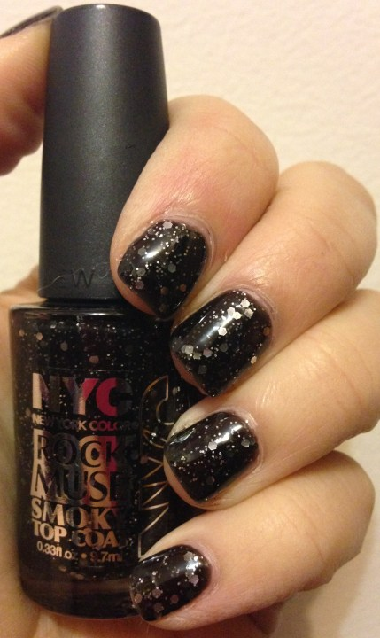 NYC New York Color –Smoky Top Coat