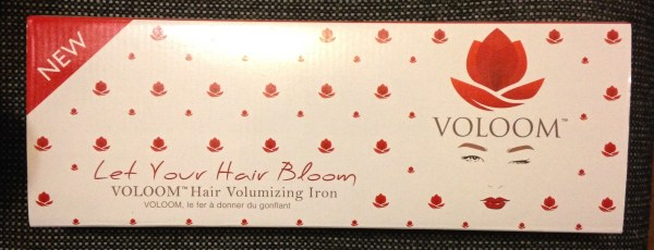 VOLOOM Hair Volumizing Iron Review  | Adventures in Polishland