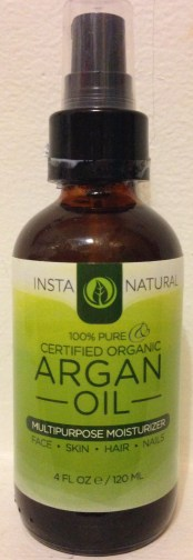 InstaNatural Argan Oil Review