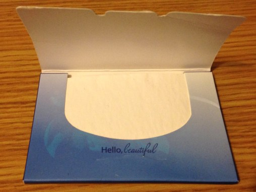 Day by Day Beauty Luxury Blotting Paper Review | Adventures in Polishland