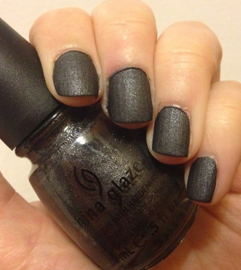 China Glaze – Stone Cold