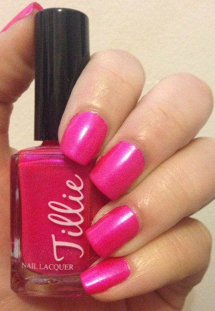 Tillie Polish – Fierce and Fabulous