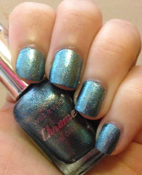 Manicure Monday | Stay Outta My Bismuth
