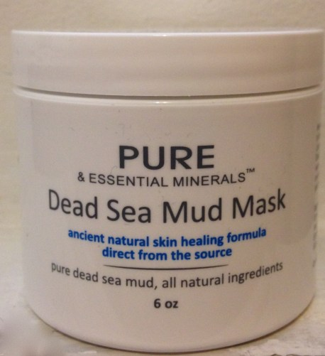 Pure & Essential Minerals | Dead Sea Mud Mask Review