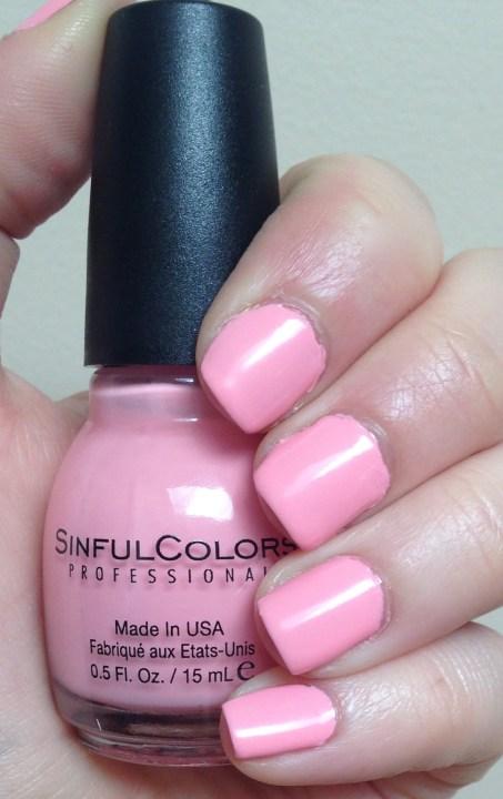 SinfulColors –Pink Break