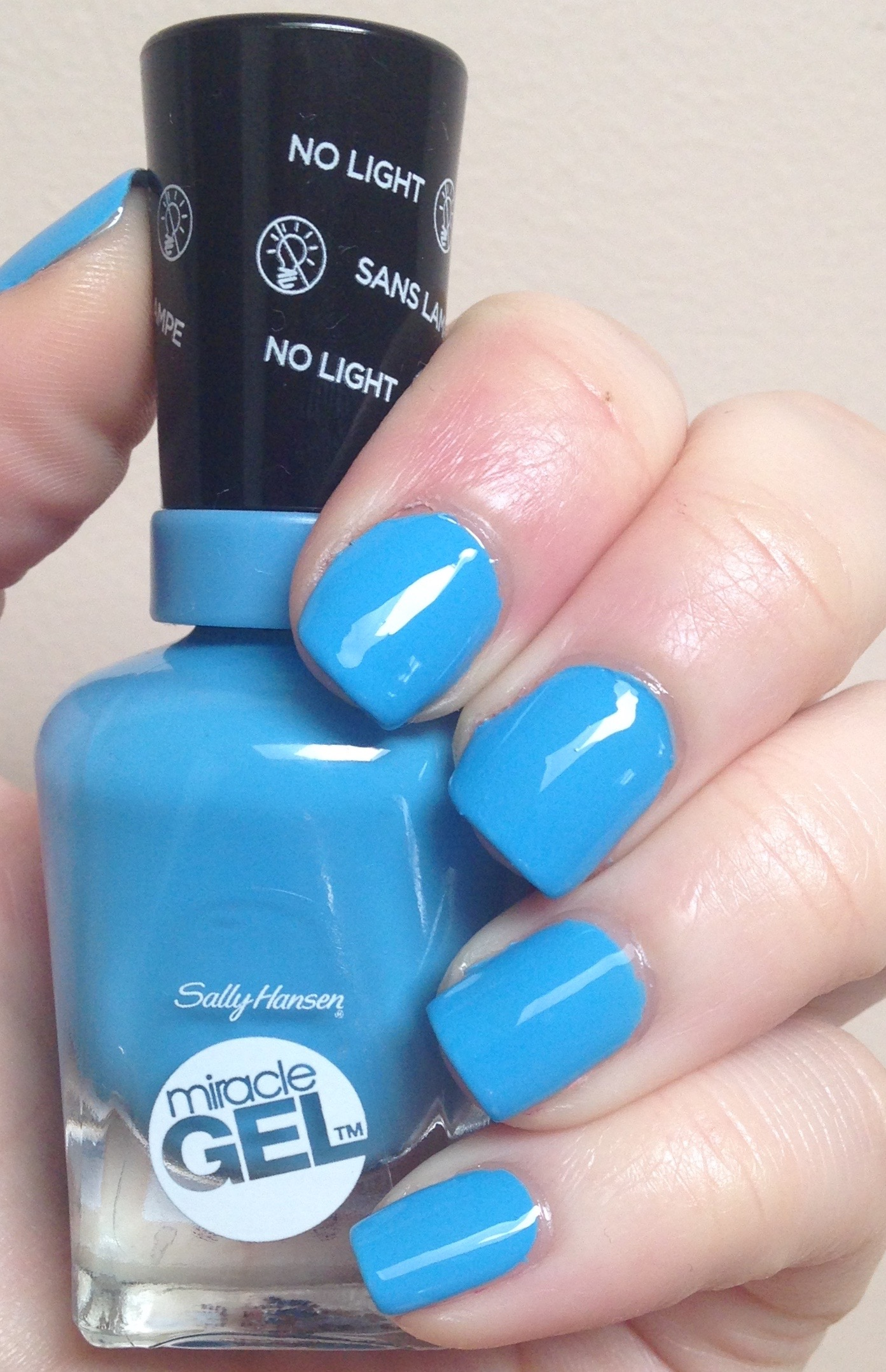 Sally Hansen Miracle Gel Tribal Vibe Boho Chic Collections