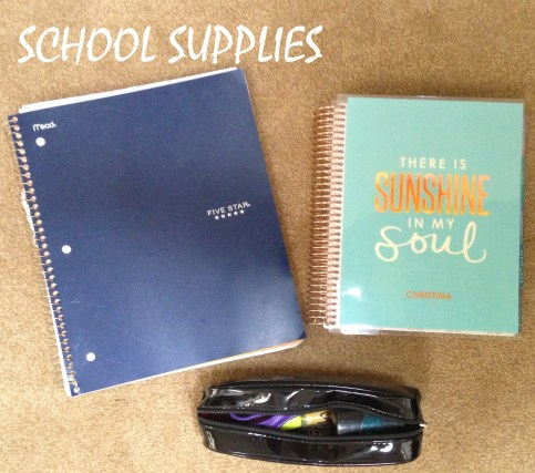 What's in My School Bag? | School Supplies