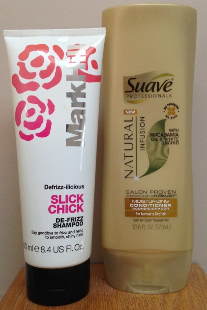 Mark Hill Slick Chick De-Frizz Shampoo | Suave Natural Infusion with Macadamia