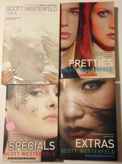 The Uglies Series by Scott Westerfeld