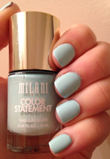 Milani Color Statement – Mint Crush