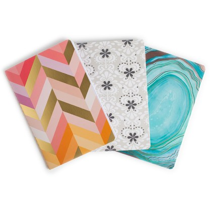 Erin Condren Jot Your Thought Journal Trio