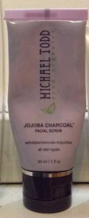 Michael Todd Jojoba Charcoal Face Scrub