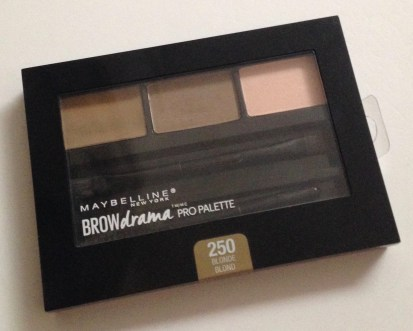 Maybelline BROWdrama Pro Palette in Blonde