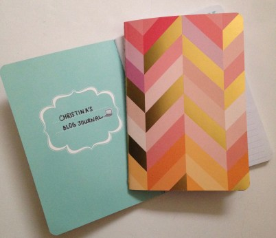 Erin Condren Jot Your Thought Journals
