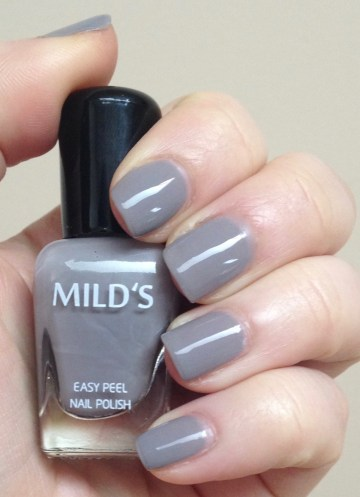 MILD's Easy Peel Nail Polish from Born Pretty Store