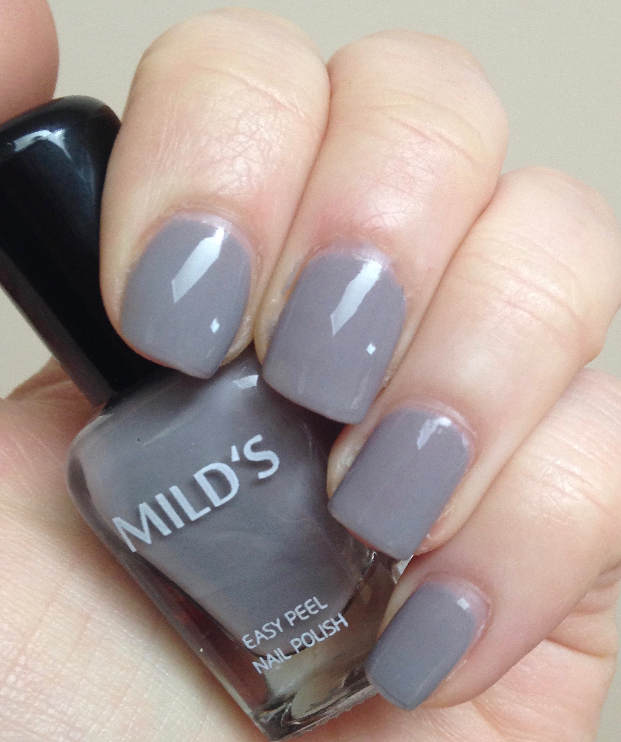 MILD\'s Easy Peel Nail Polish from Born Pretty Store – Adventures in ...