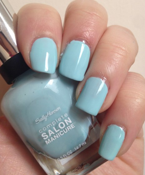 Sally Hansen Complete Salon Manicure in Barracuda
