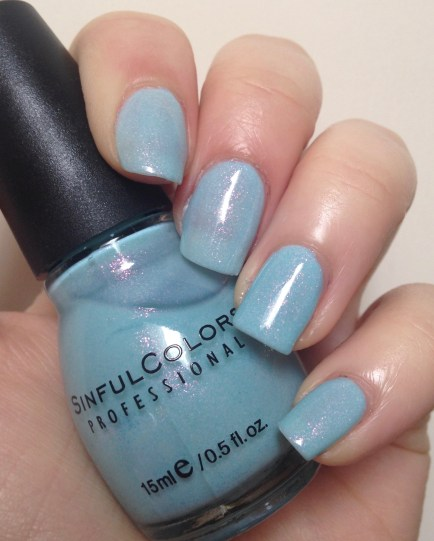 SinfulColors Professional in Cinderella