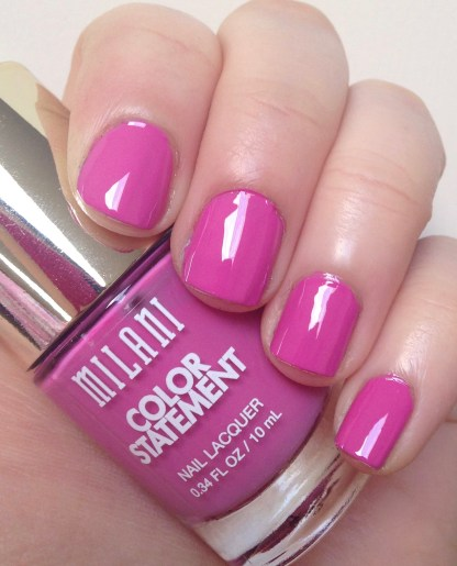 Milani Color Statement Nail Lacquer in Cupcake Icing