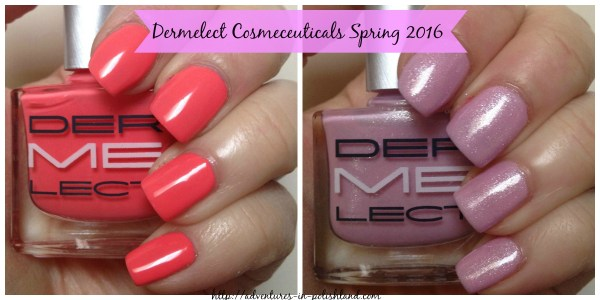 Dermelect Cosmeceuticals 'ME' Spring 2016 Outburst Collection | Explosive & Impromptu