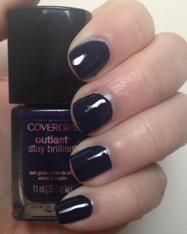 Covergirl – Sapphire Flare