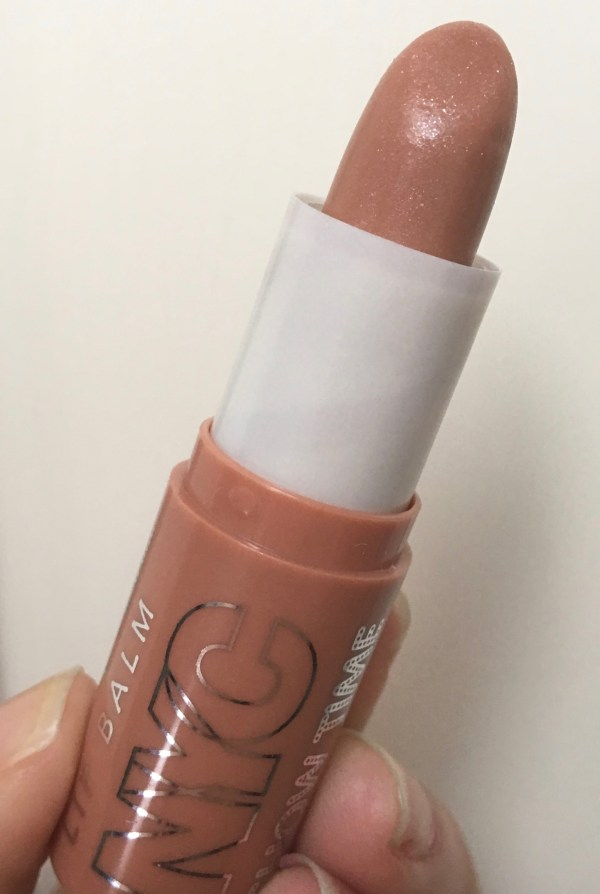 NYC New York Color Show Time Lip Balm – Cool Nude
