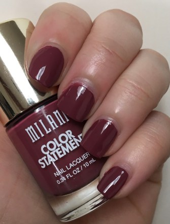 Milani Color Statement – Mauving Forward
