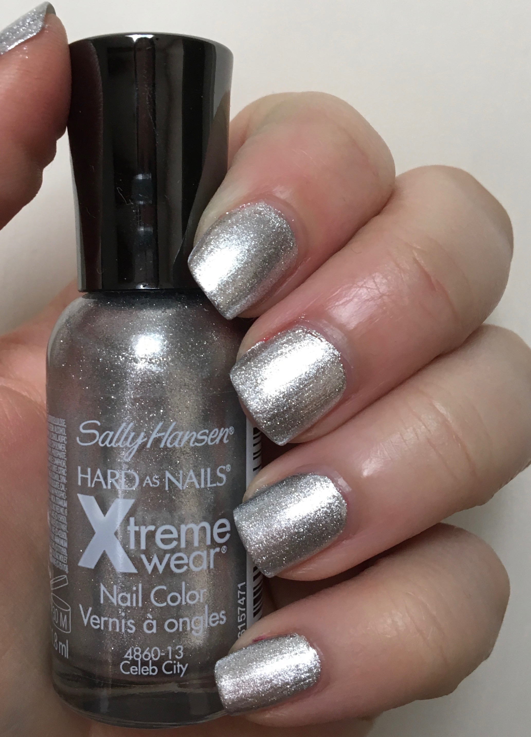 Dare to Compare | Sally Hansen Celeb City vs butter LONDON Diamond ...
