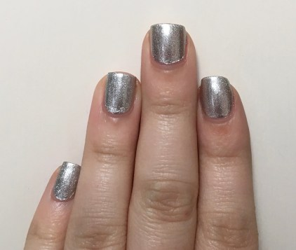 Sally Hansen Celeb City vs butter LONDON Diamond Geezer